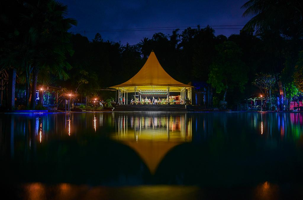 Pondok Seni Taman Botani Sukorambi